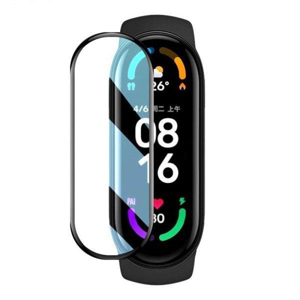 محافظ صفحه نمایش تایگر مدل Mi6 مناسب برای ساعت هوشمند شیائومی Mi Band 6