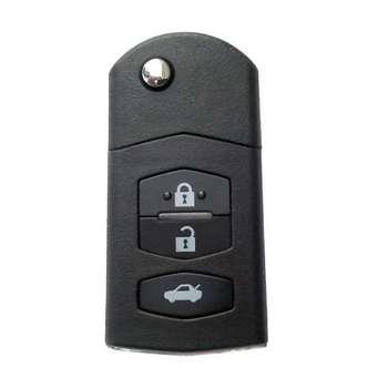قاب یدک ریموت خودرو مدل G116 مناسب برای مزدا 3