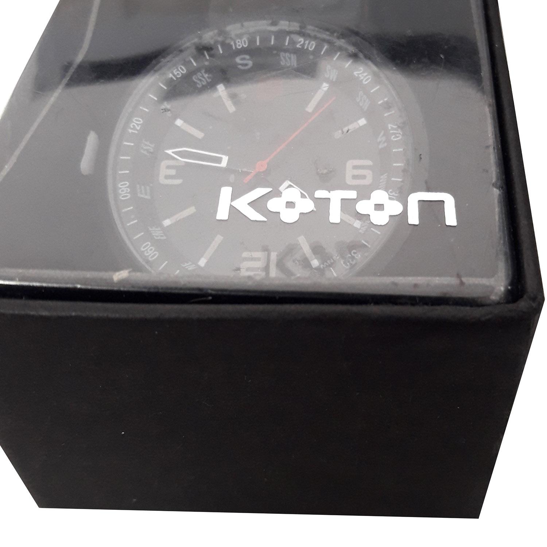 ساعت مچی عقربهای مردانه کوتون مدل 0KAM95001OA