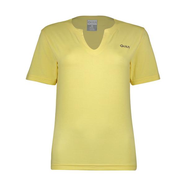 تی شرت ورزشی زنانه بی فور ران مدل 210324-16