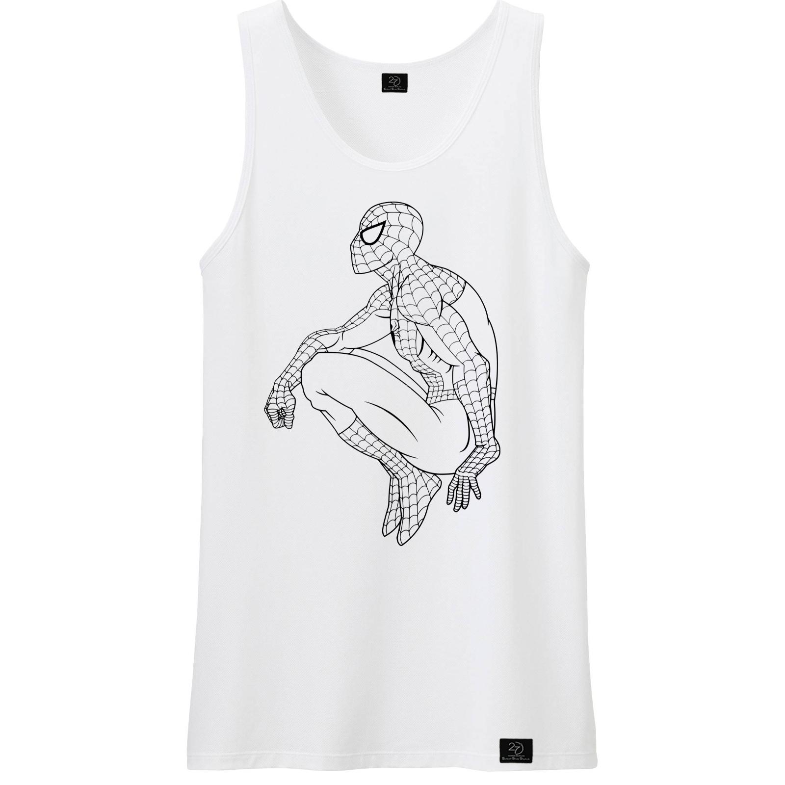 تاپ مردانه 27 مدل مرد عنکبوتی کد V14