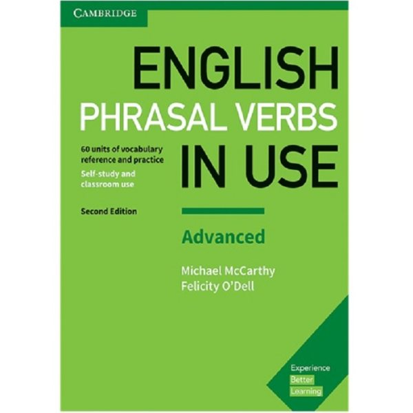 کتاب English Phrasal Verbs In Use advanced اثر Michael McCarthy and Felicity ODell انتشارات Cambridge