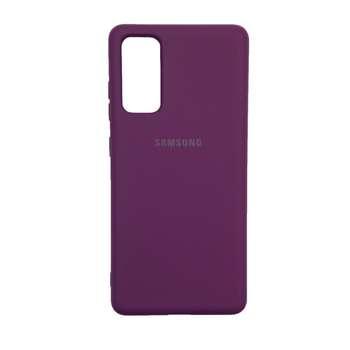 کاور مدل SIL مناسب برای گوشی موبایل سامسونگ galaxy S20 FE