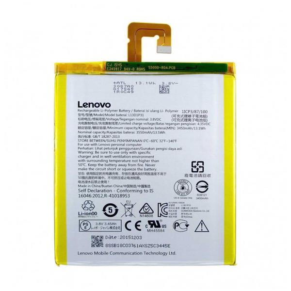 باتری تبلت مدل L13D1P31 ظرفیت 3550 میلی آمپر ساعت مناسب برای تبلت لنوو Tab 2 A7-30
