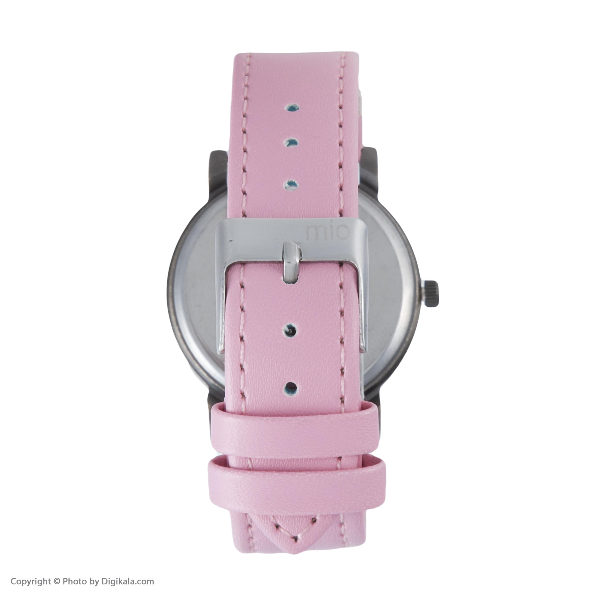 ساعت مچی عقربه ای زنانه میو مدل MWL2600