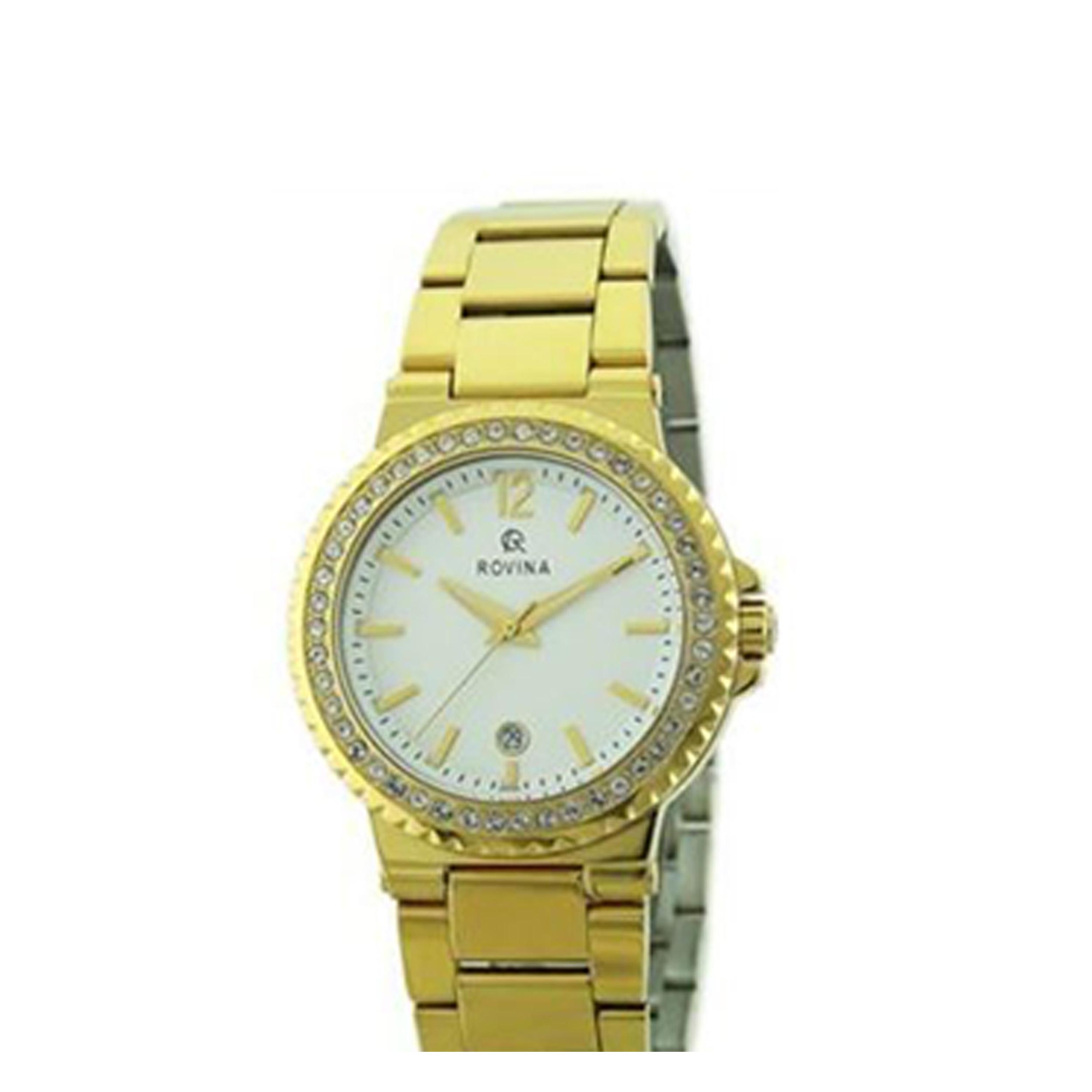 خرید و قیمت                      ساعت مچی  زنانه روینا مدل 72114-L3BW