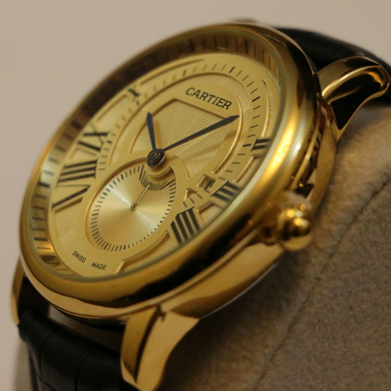 ساعت مچی عقربهای مردانه مدل Z5