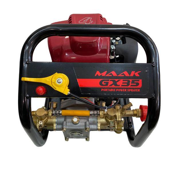 سمپاش موتوری پرتابل ماک مدل MTPS 35