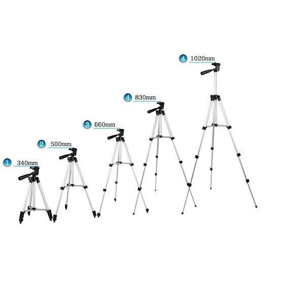 سه پایه دوربین مدل 3110 main 1 2