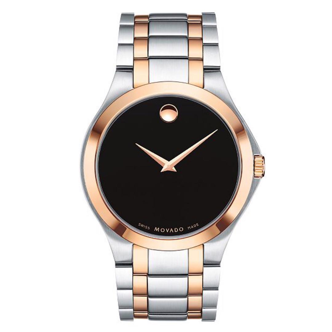 ساعت مچی عقربهای مردانه موادو مدل 0607083