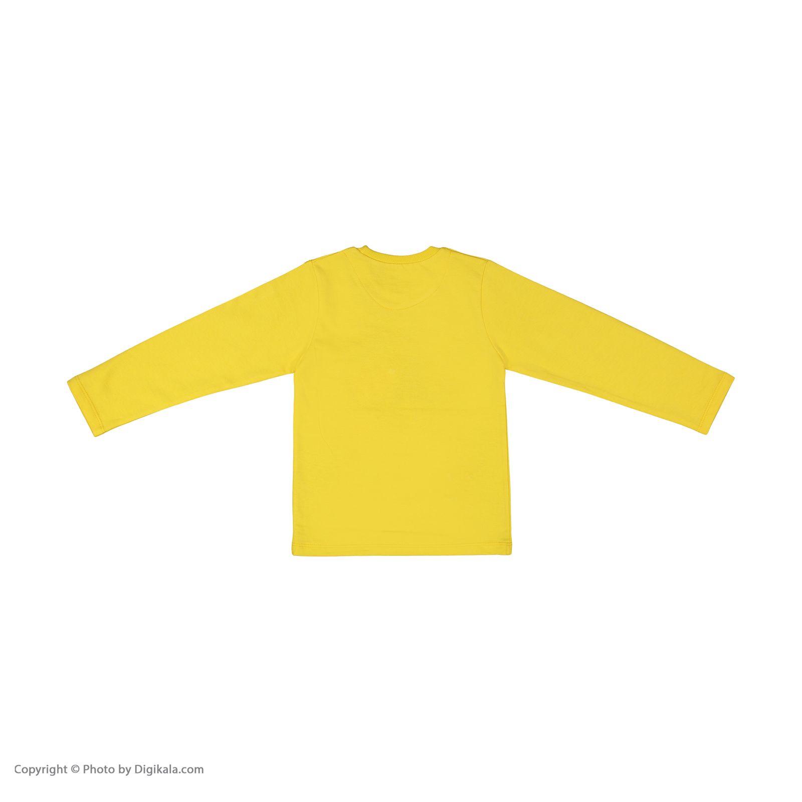 تی شرت پسرانه سون پون مدل 1391364-16 -  - 4