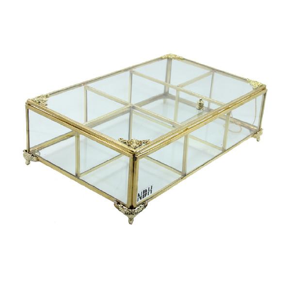 باکس شیشه ای مدل تیبگ کد 27.17
