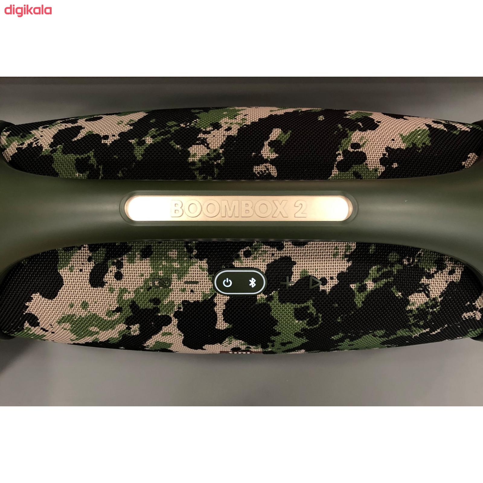 اسپیکر بلوتوثی قابل حمل جی بی ال مدل BoomBox 2 main 1 13