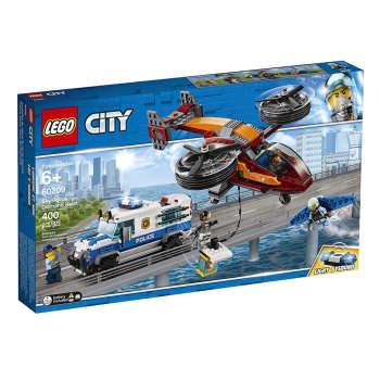 لگو سری شهری مدل Sky Police 60209