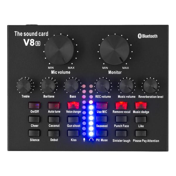 کارت صدا استودیو مدل V8S