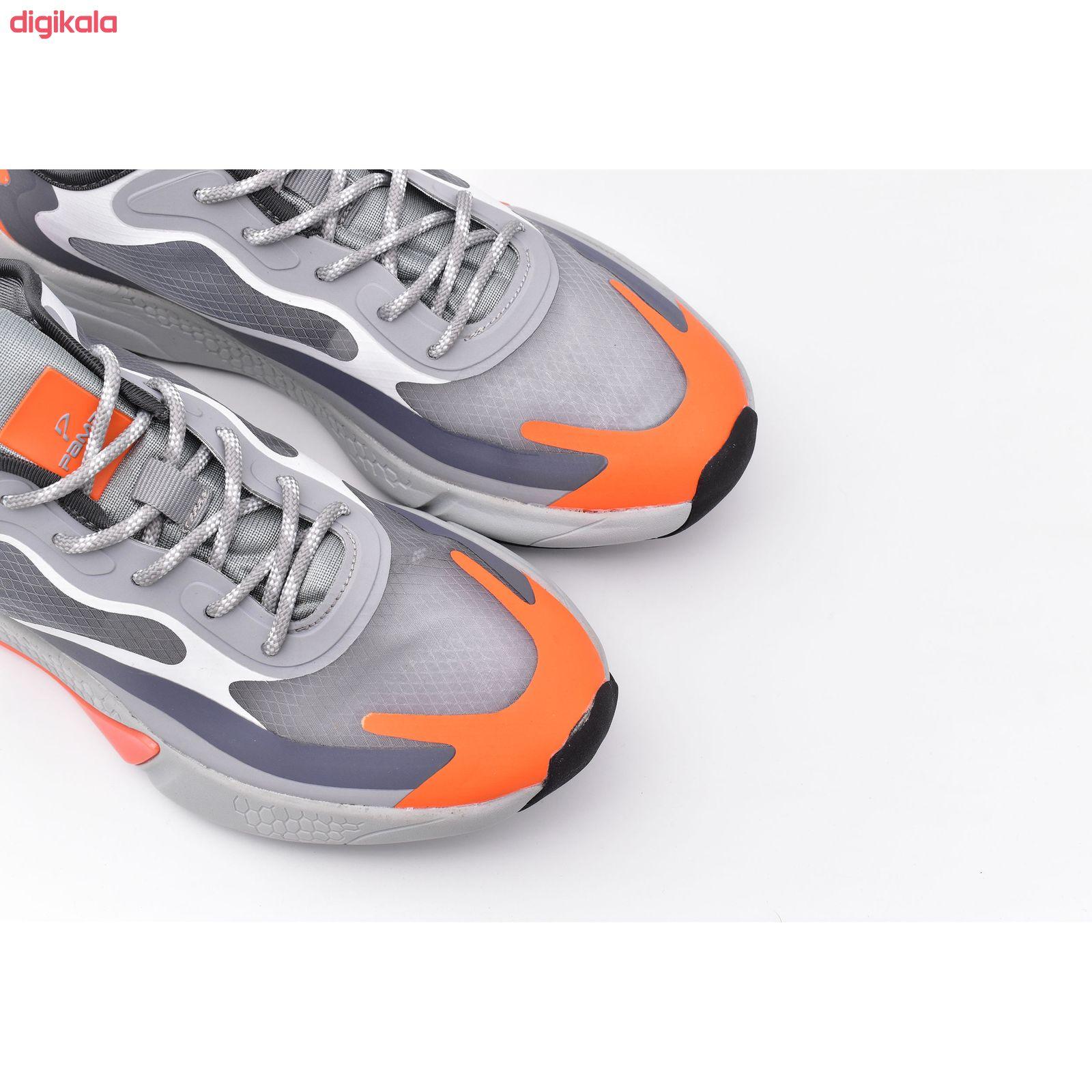 کفش پیاده روی مردانه پاما مدل ساموئل کد G1421 main 1 2