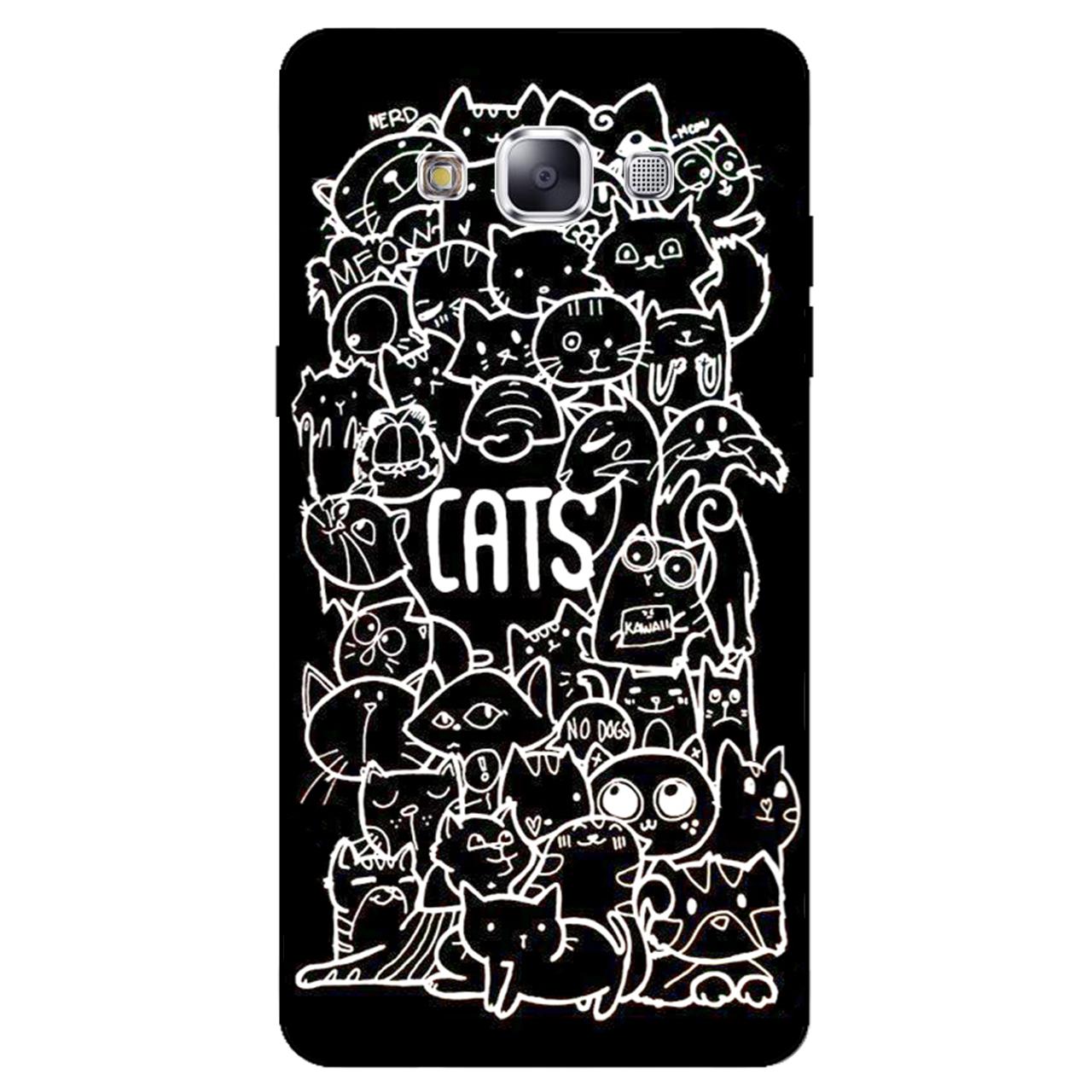 کاور کی اچ مدل 7226 مناسب برای گوشی موبایل سامسونگ Galaxy A5 2015