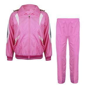 ست سویشرت و شلوار ورزشی دخترانه کد 3109-607