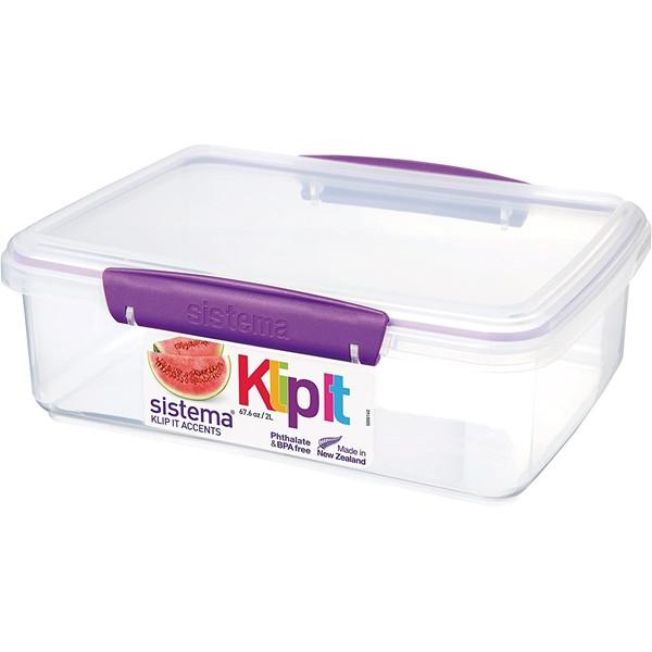 ظرف نگهدارنده سیستما سری Klip It کد 61700