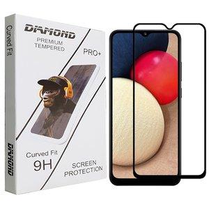 محافظ صفحه نمایش سرامیکی مات دیاموند مدل +PRO مناسب برای گوشی موبایلسامسونگ Galaxy A02/A12