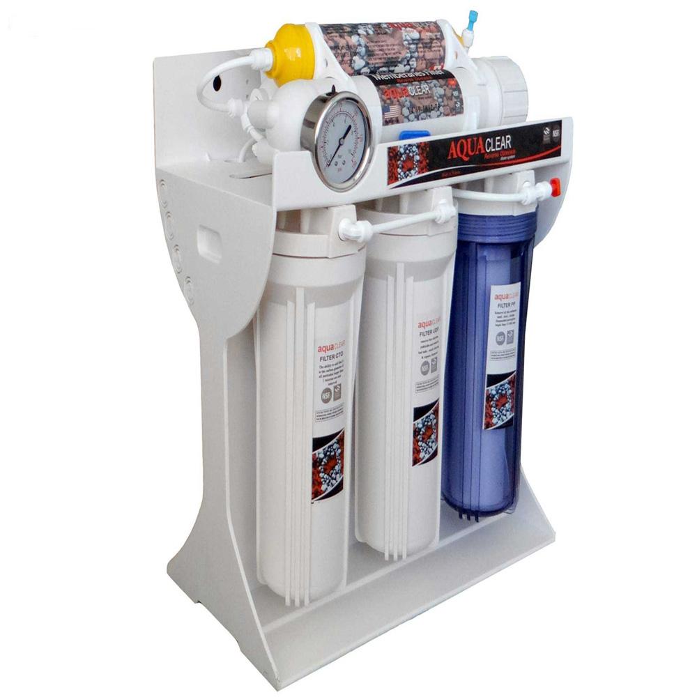 دستگاه تصفیه کننده آب آکوآ کلیر مدل AQ-CL-8W
