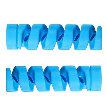 محافظ کابل مدل Silicone Spring بسته 2 عددی