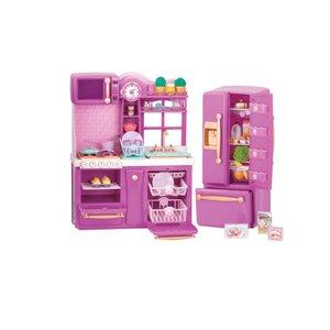 ست اسباب بازی آشپزخانه مدل لوازم آشپزی