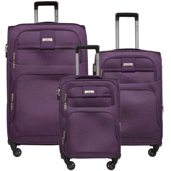 مجموعه سه عددی چمدان سونادا مدل CS 97686