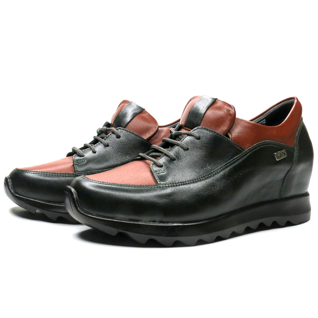 کفش روزمره زنانه آر اند دبلیو مدل 416 رنگ یشمی -  - 8