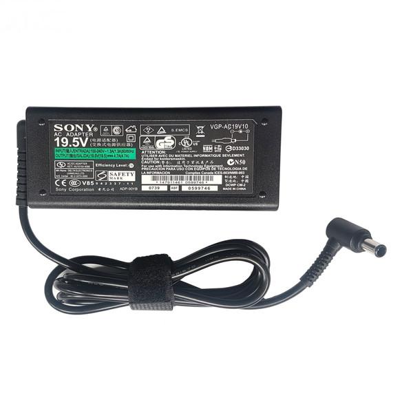 شارژر لپ تاپ 19.5 ولت 4.7 آمپر مدل VGP-AC19V10 AA