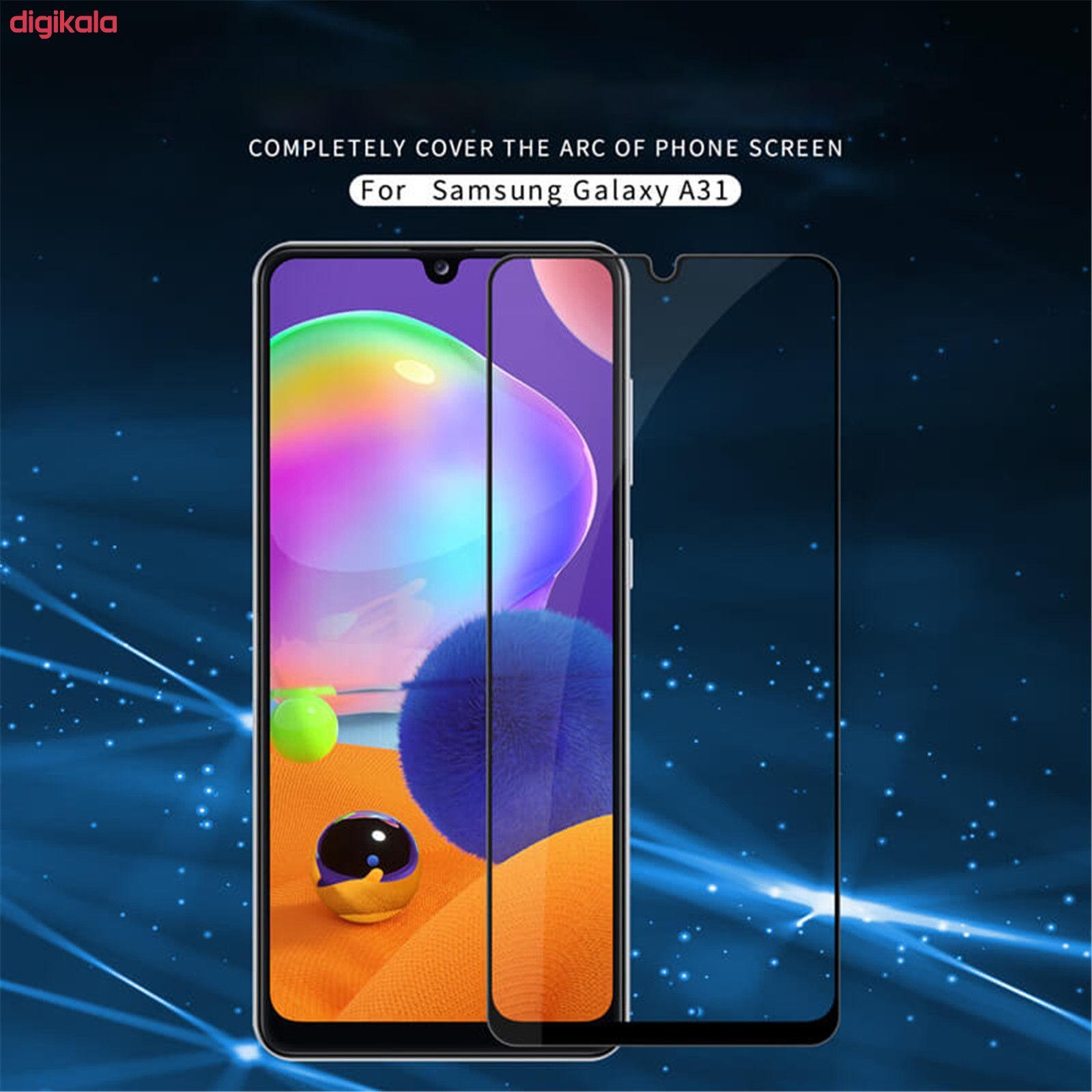 محافظ صفحه نمایش فوکس مدل PT001 مناسب برای گوشی موبایل سامسونگ Galaxy A31 main 1 12