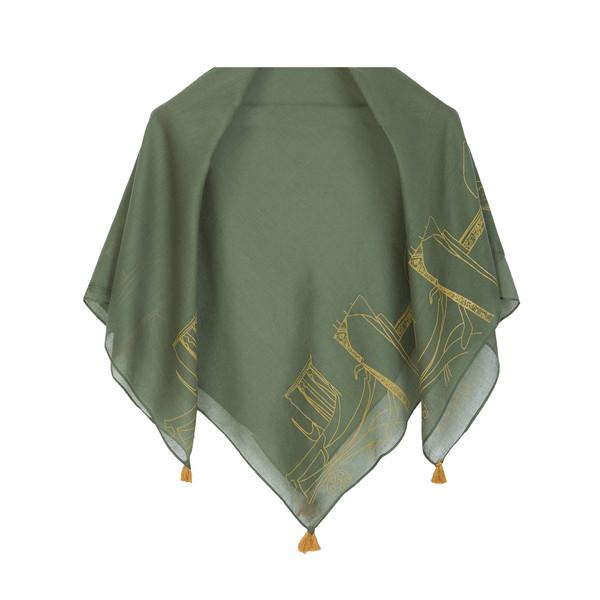 روسری زنانه گدار مدل یزد