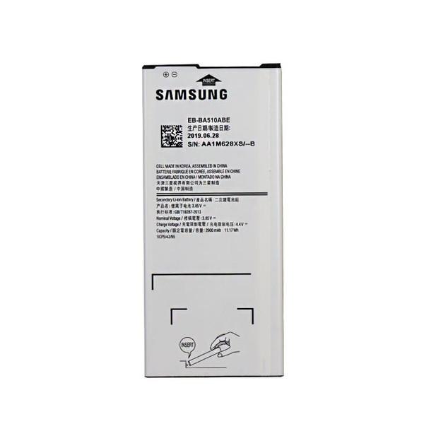 باتری موبایل مدل EB-BA510ABEE ظرفیت 2900 میلی آمپر ساعت مناسب برای گوشی موبایل سامسونگ Galaxy A5 2016/A510