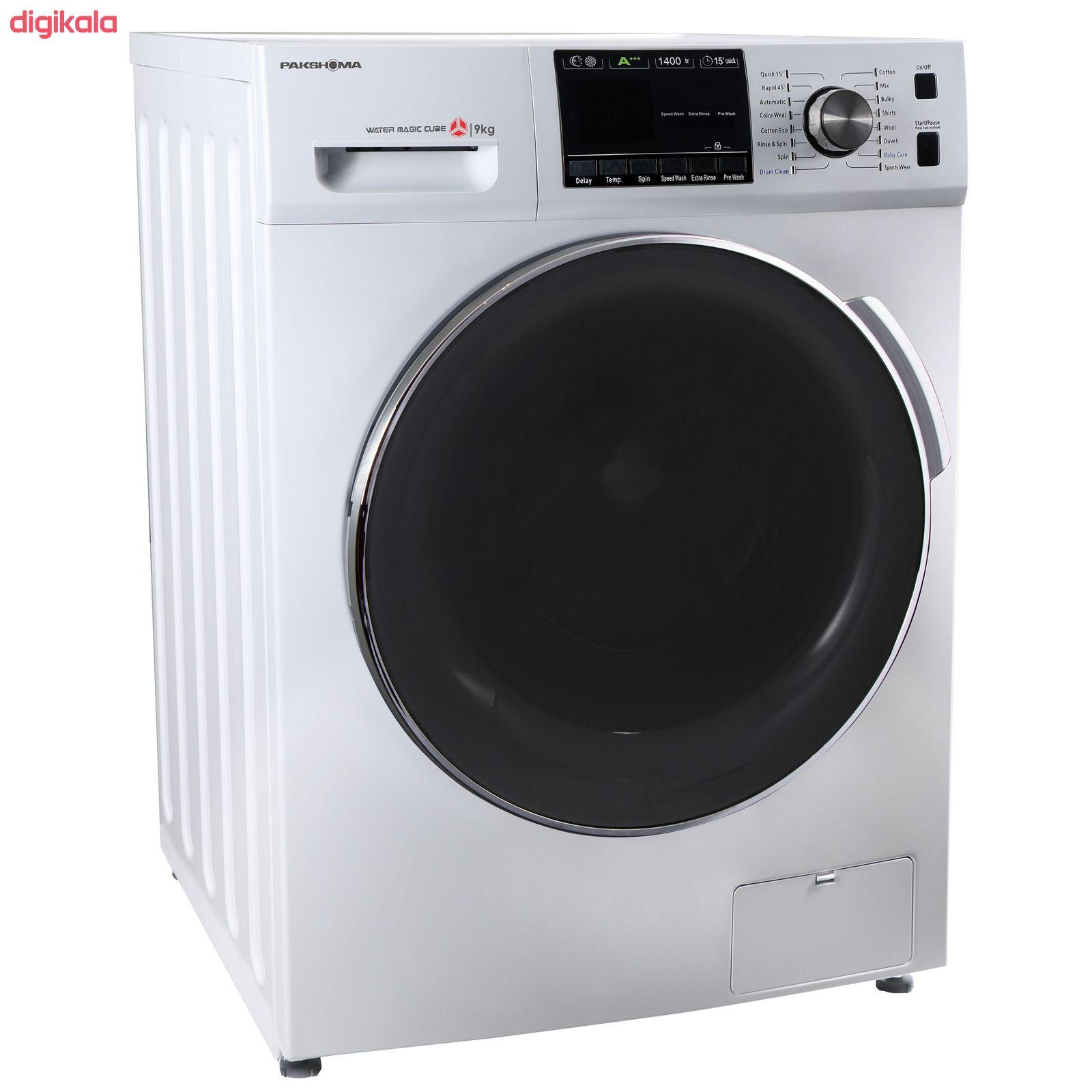 ماشین لباسشویی پاکشوما مدل TFU-94407 ظرفیت 9 کیلوگرم main 1 4