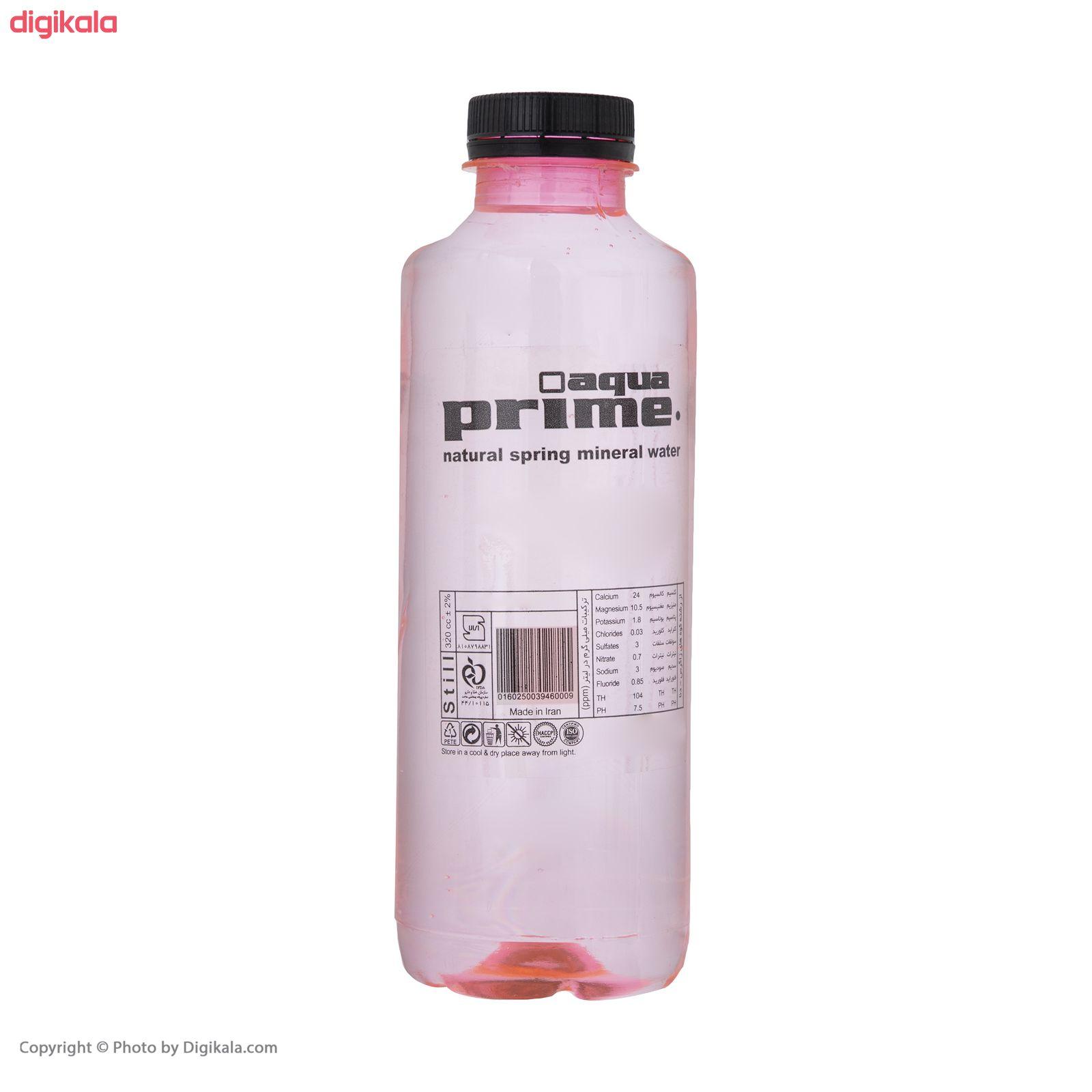 آب معدنی آکوا پرایم ویژه -300 میلی لیتر بسته 12 عددی main 1 8