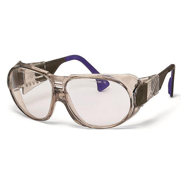 عینک ایمنی یووکس مدل Futura-9180