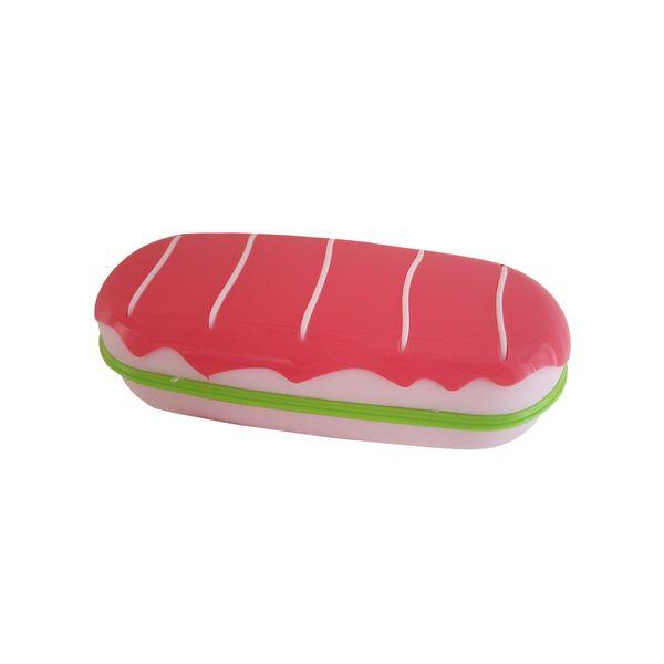 ظرف غذای کودک طرح ساندویچ مدل hft54