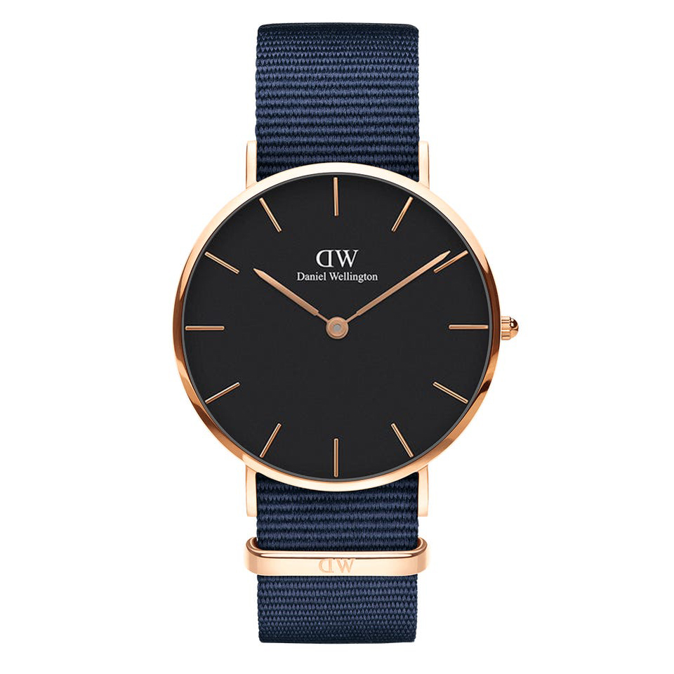 ساعت مچی عقربه ای زنانه دنیل ولینگتون کد DW80              خرید (⭐️⭐️⭐️)