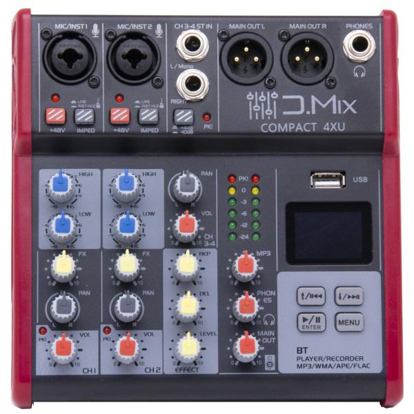 میکسر دی میکس مدل Compact 4XU