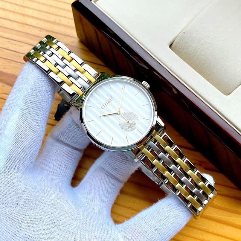 ساعت مچی عقربهای مردانه سیتی زن مدل BE9174-55A