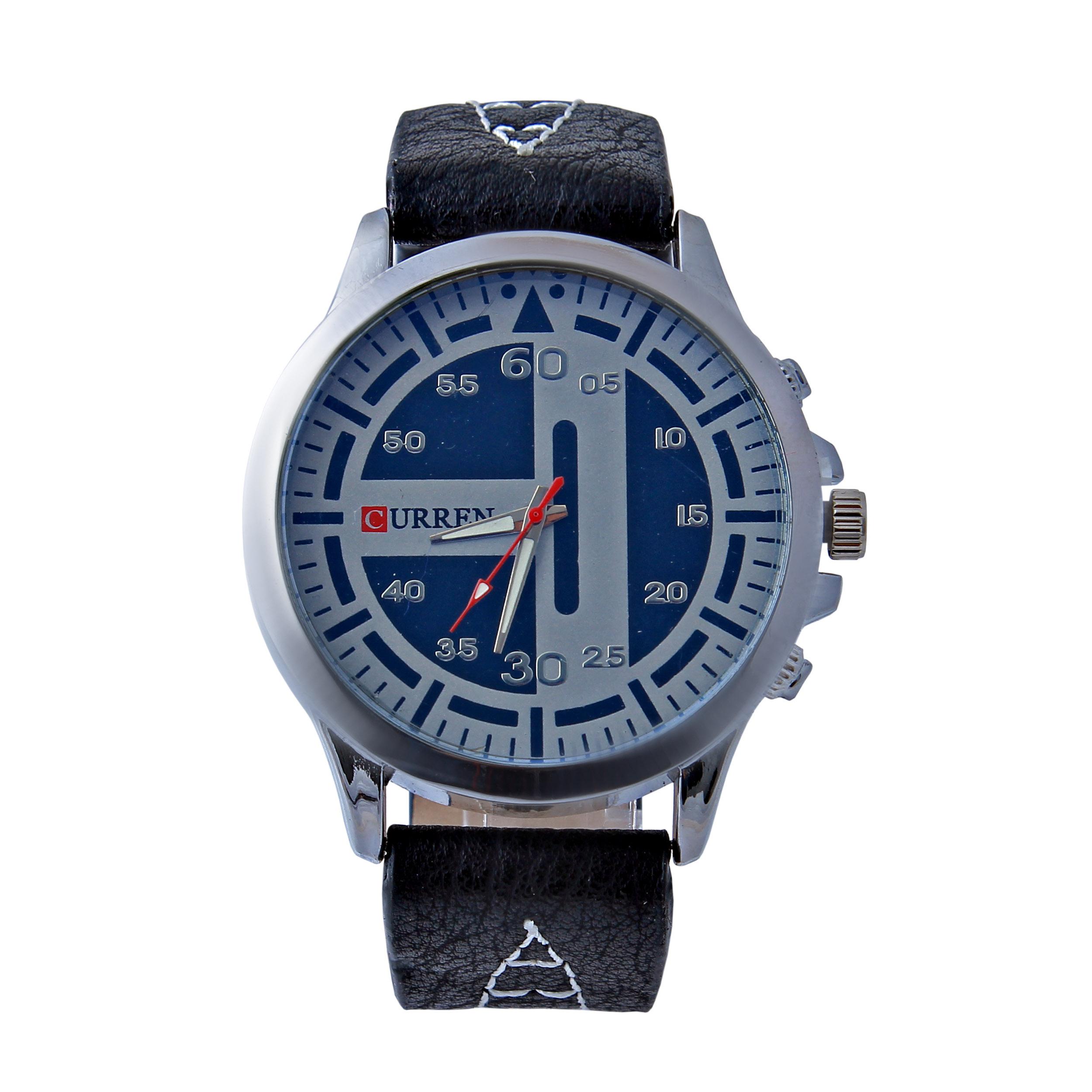 قیمت                      ساعت مچی عقربهای مردانه مدل   WHM_168
