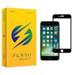 محافظ صفحه نمایش مات فلش مدل +HD مناسب برای گوشی موبایل اپل iPhone 7