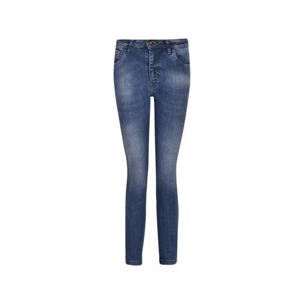 شلوار جین زنانه بادی اسپینر مدل  2061 کد 3 رنگ آبی