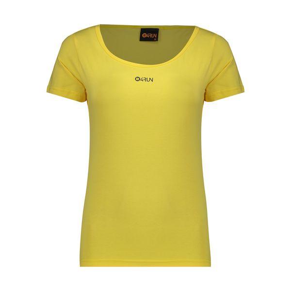 تی شرت ورزشی زنانه بی فور ران مدل 210328-16