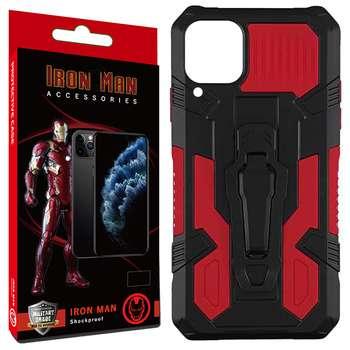 کاور آیرون من مدل Avenger مناسب برای گوشی موبایل سامسونگ Galaxy A42 5G