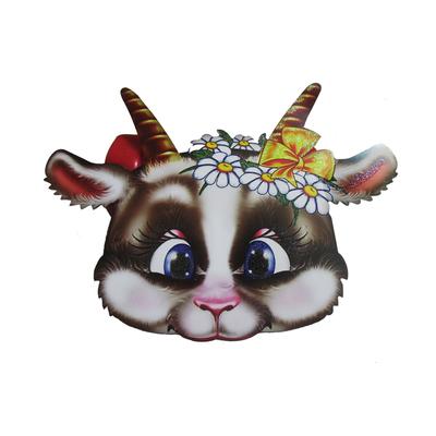 ماسک ایفای نقش کودک طرح حیوانات بسته 3 عددی