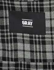 پیراهن مردانه گری مدل GW19 -  - 5