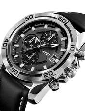 ساعت مچی عقربه ای مردانه اسکمی مدل 05-9156 -  - 4