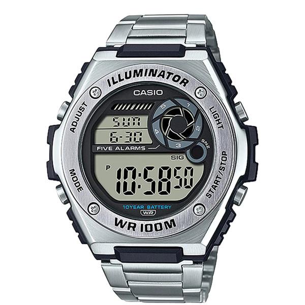 ساعت مچی دیجیتال مردانه کاسیو مدل MWD-100HD-1AVDF