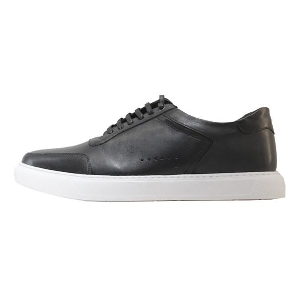 کفش روزمره مردانه چرم آرا مدل sh028 کد me
